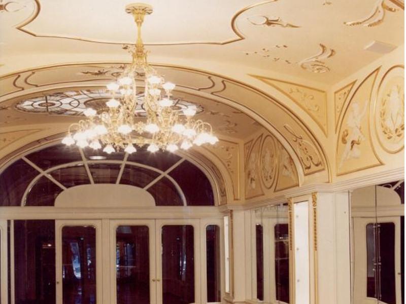 Fővárosi Operettszínház bejárat
